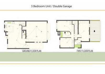 3 Bedroom Unit Type
