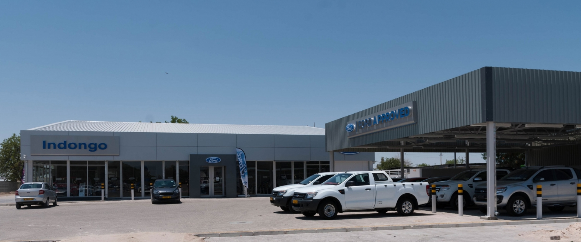 Ford Car Dealership Oshakati