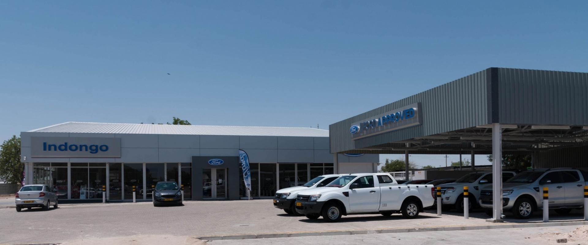Ford Car Dealership Oshakati