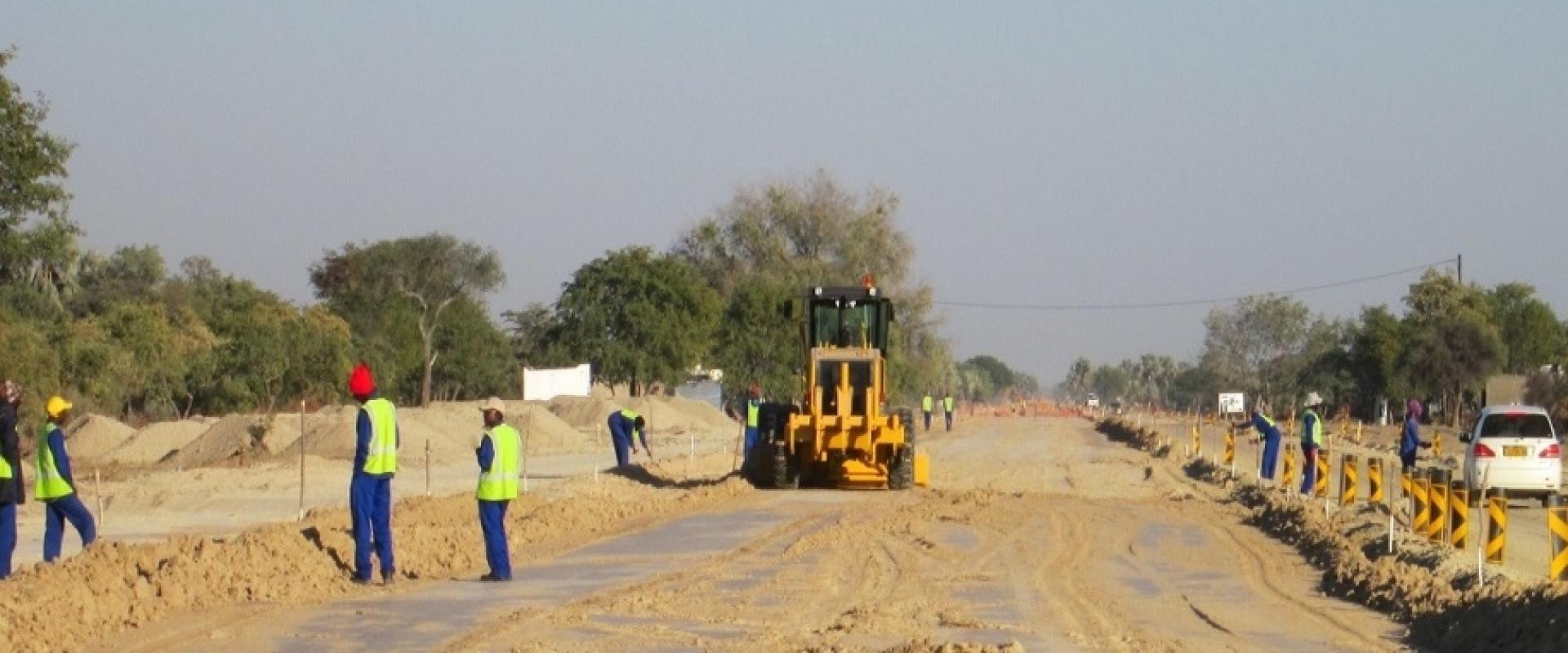 Rundu / Katima Re-graveling